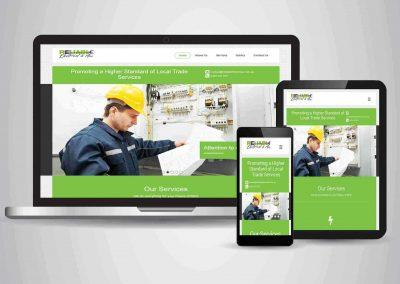 Reliable Electrical and Air - Website Designer Toowoomba Portfolio