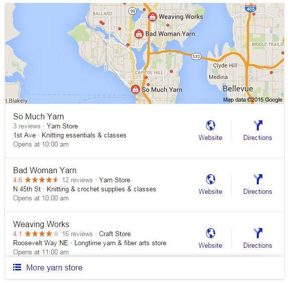 Google Snack Pack Toowoomba